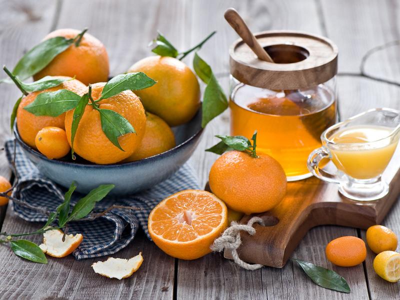 ТОП 5 мандариновых диет