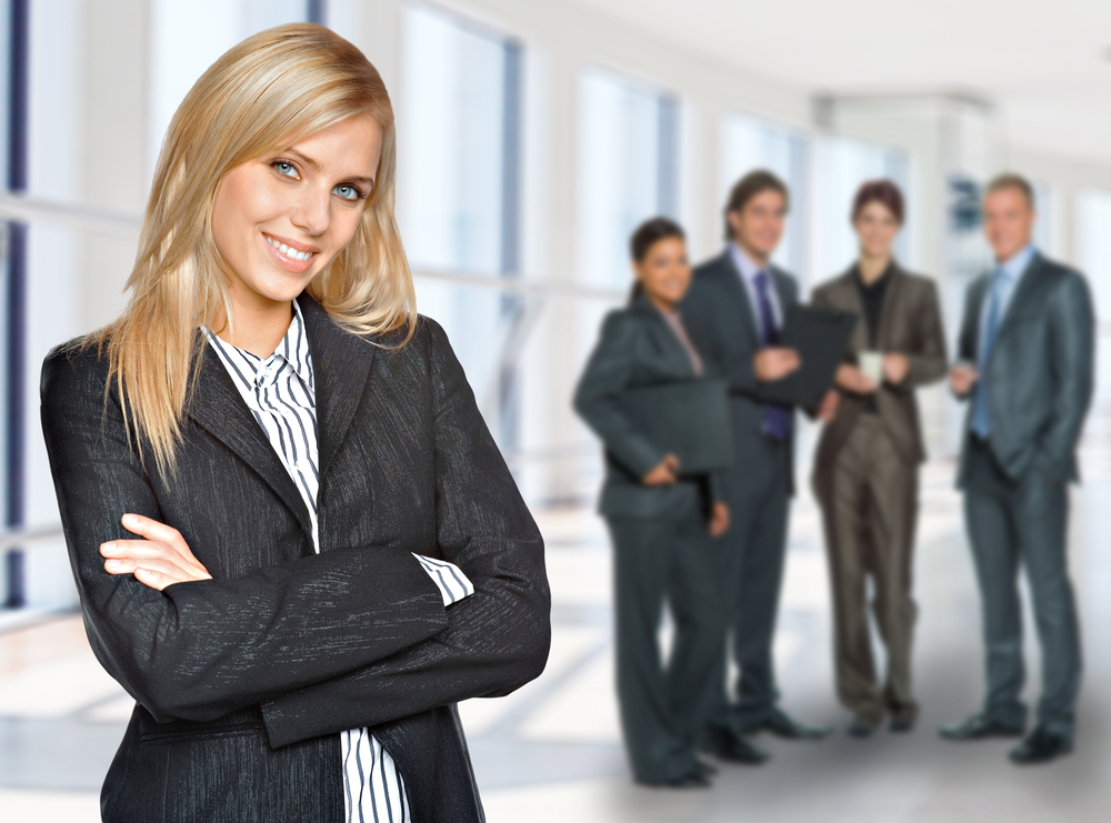 Как девушке построить карьеру?