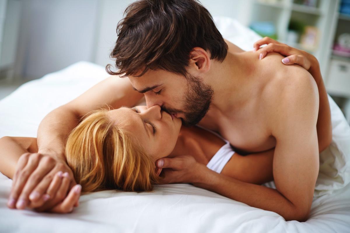 медленный секс