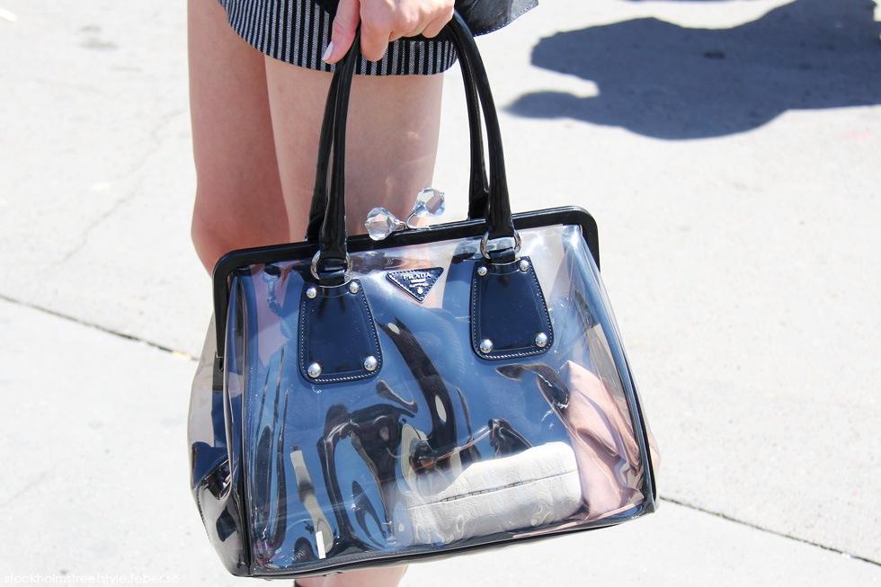 летняя прозрачная сумка 2016