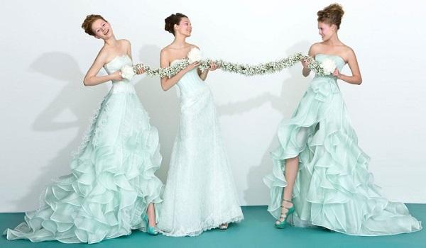 Свадебные платья 21 века фото