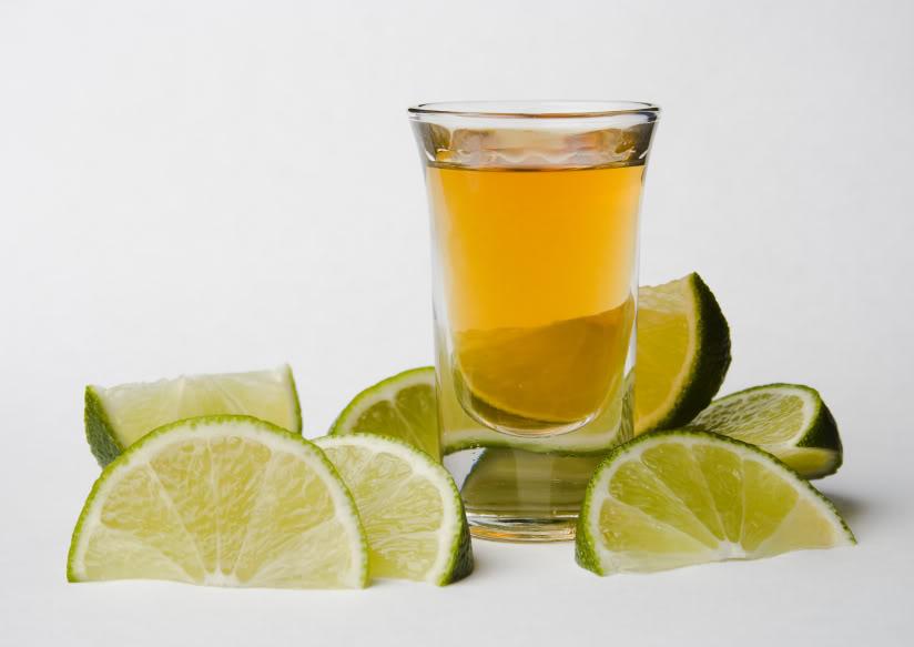 С чем пить текилу?