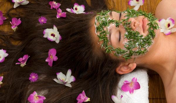 Травяные маски для лица