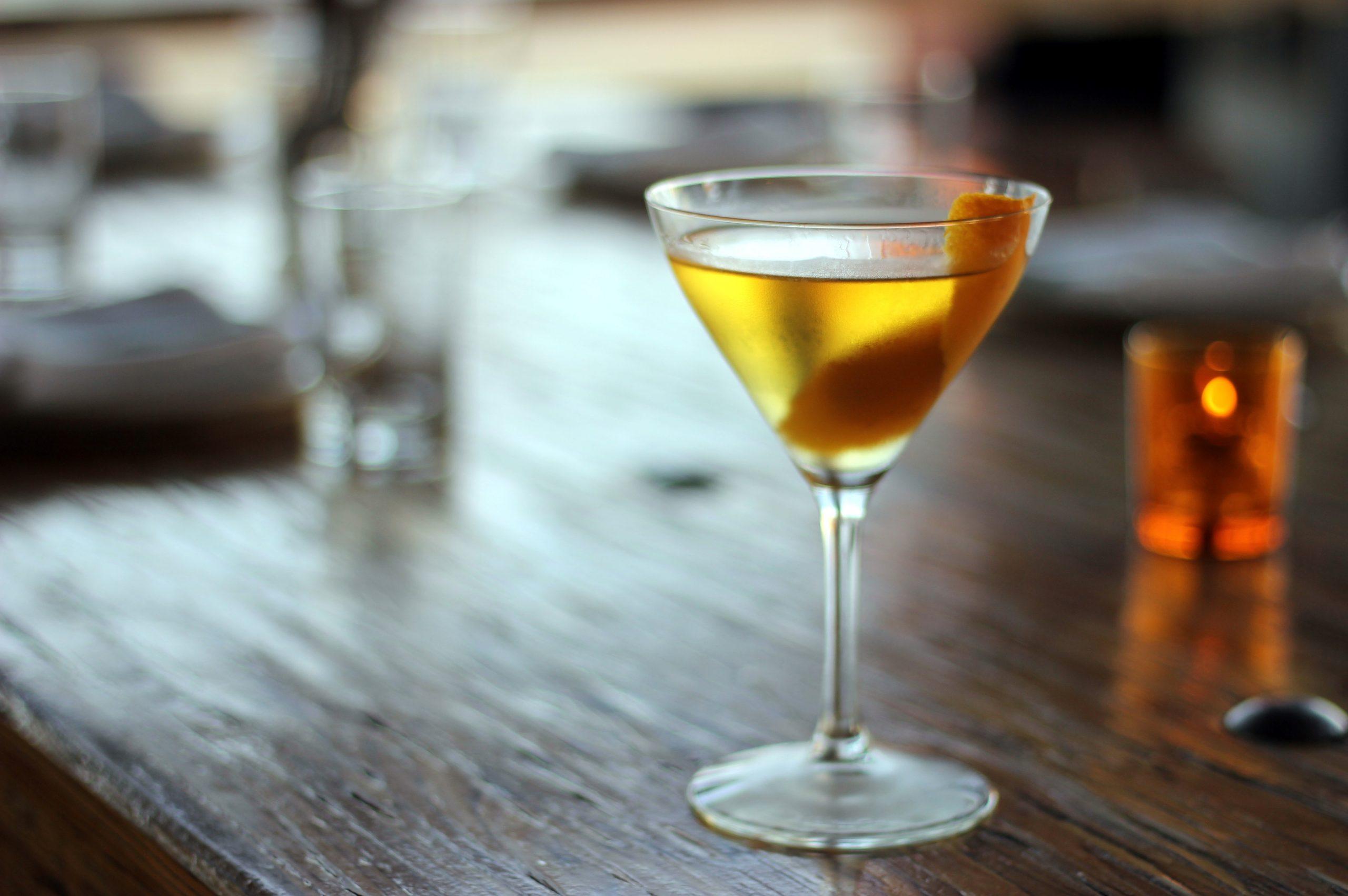 С чем пить вермут?